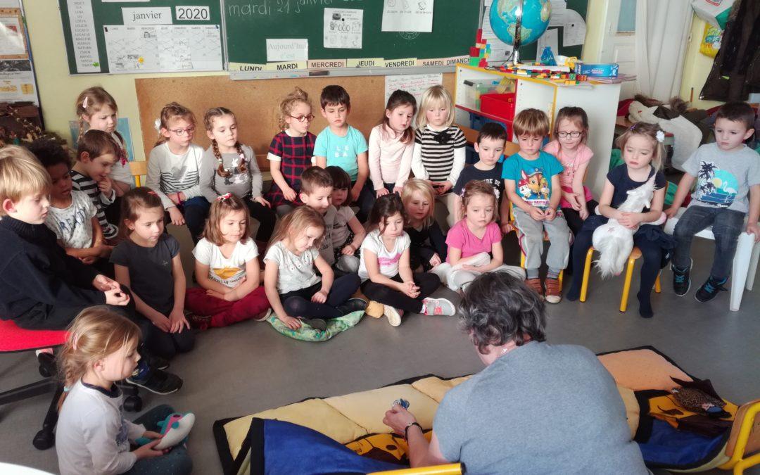 Après-midi contes en maternelle : OGRES et OGRESSES