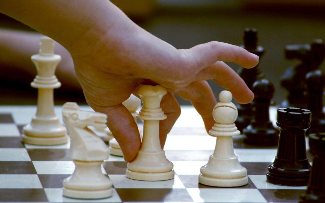 La réussite par le jeu d'échec