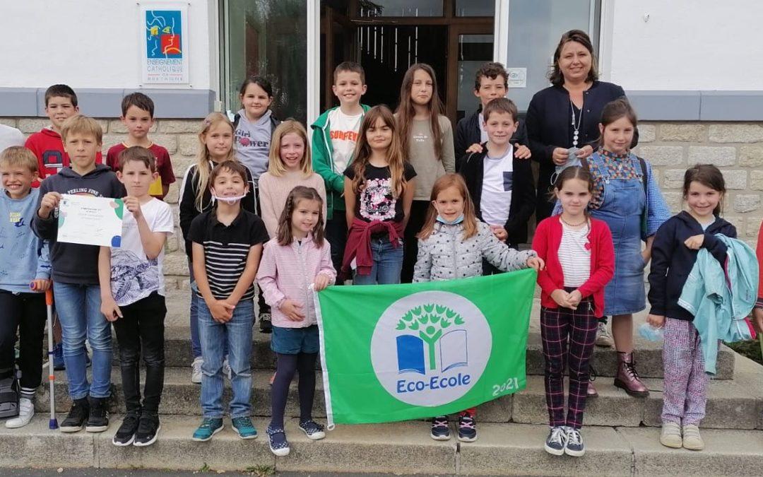 Label éco-école 2021
